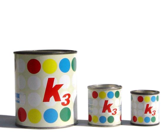 1957 Blikjes K3