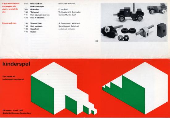 1965 03 20 Kinderspel Stedelijk Museum 01