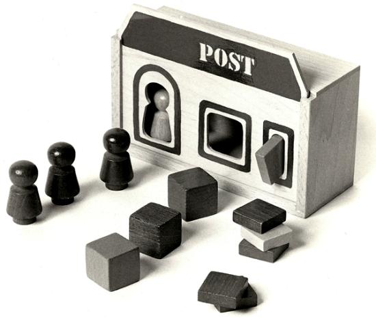 1977 M&S Post