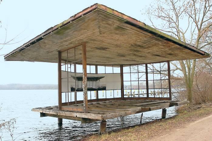 Musikpavillon (Klaer)