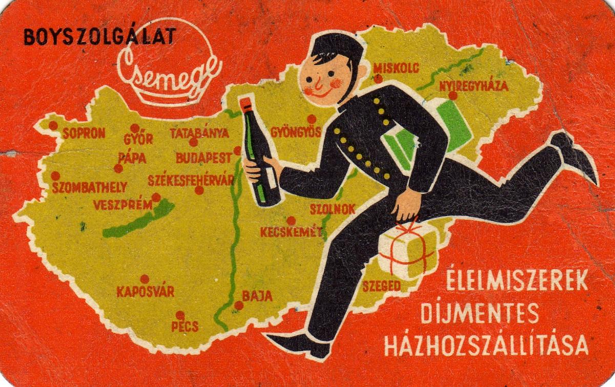 csemege-boyszolgc3a1lat-1961