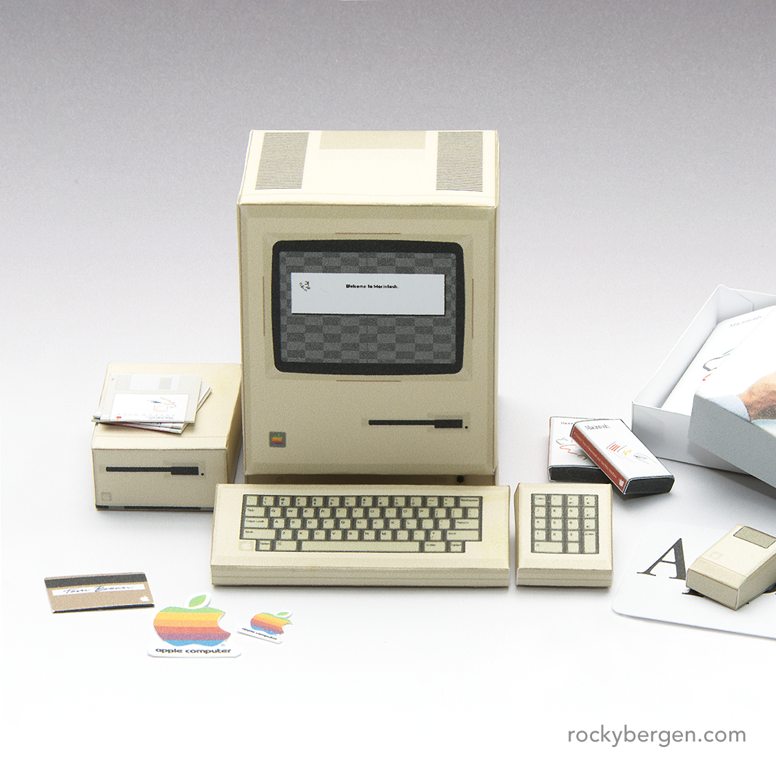 Apple+Macintosh+128K+Model