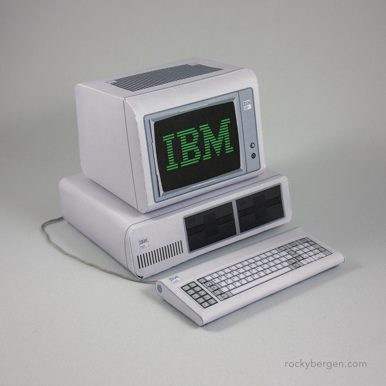 IBM+5150+Personal+Computer