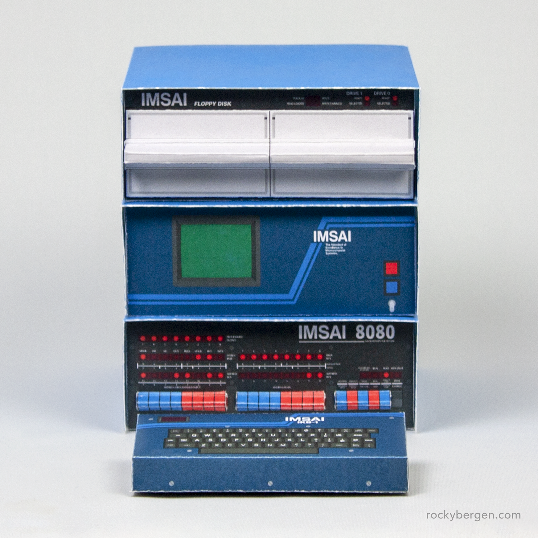 IMSAI+8080-+Model